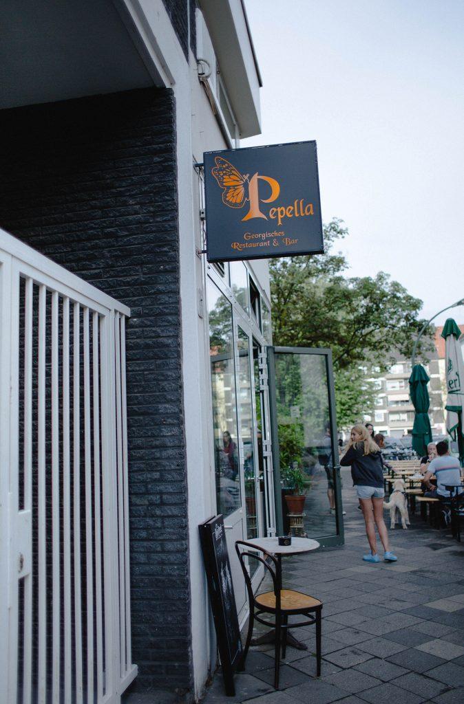 georgisches restaurant düsseldorf