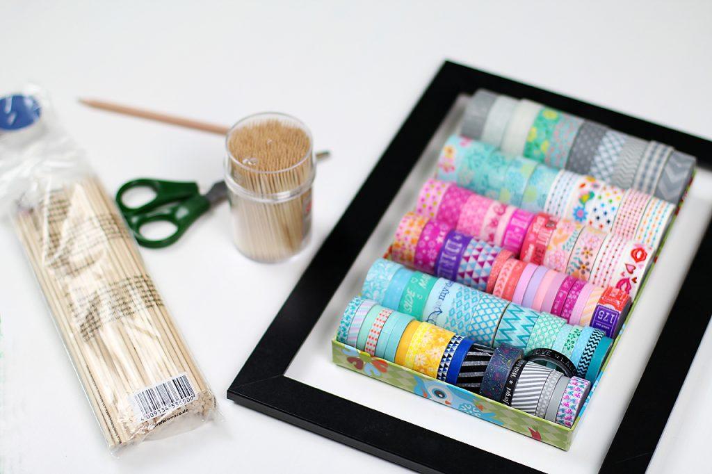 Washi Tape DIY Hacks – DIY Ideen / Bastelideen – mehr als nur Filofax!