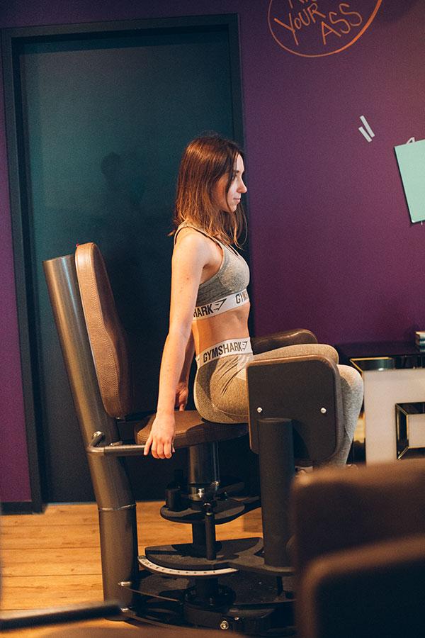 anfänger fitnessstudio