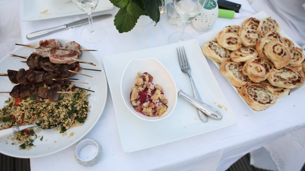 Diner en Blanc Düsseldorf