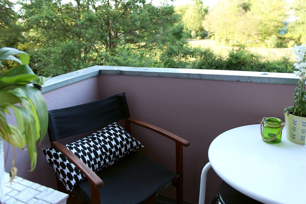Deko Tipps für kleine Balkone