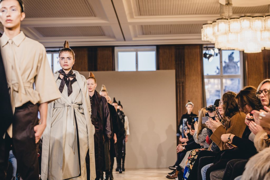 Highlight der Fashion Week Berlin 2018