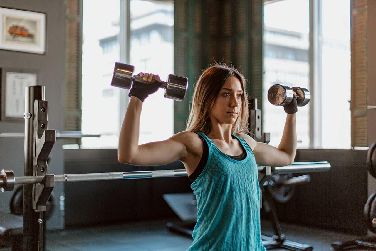 Workout angepasst an den weiblichen Zyklus