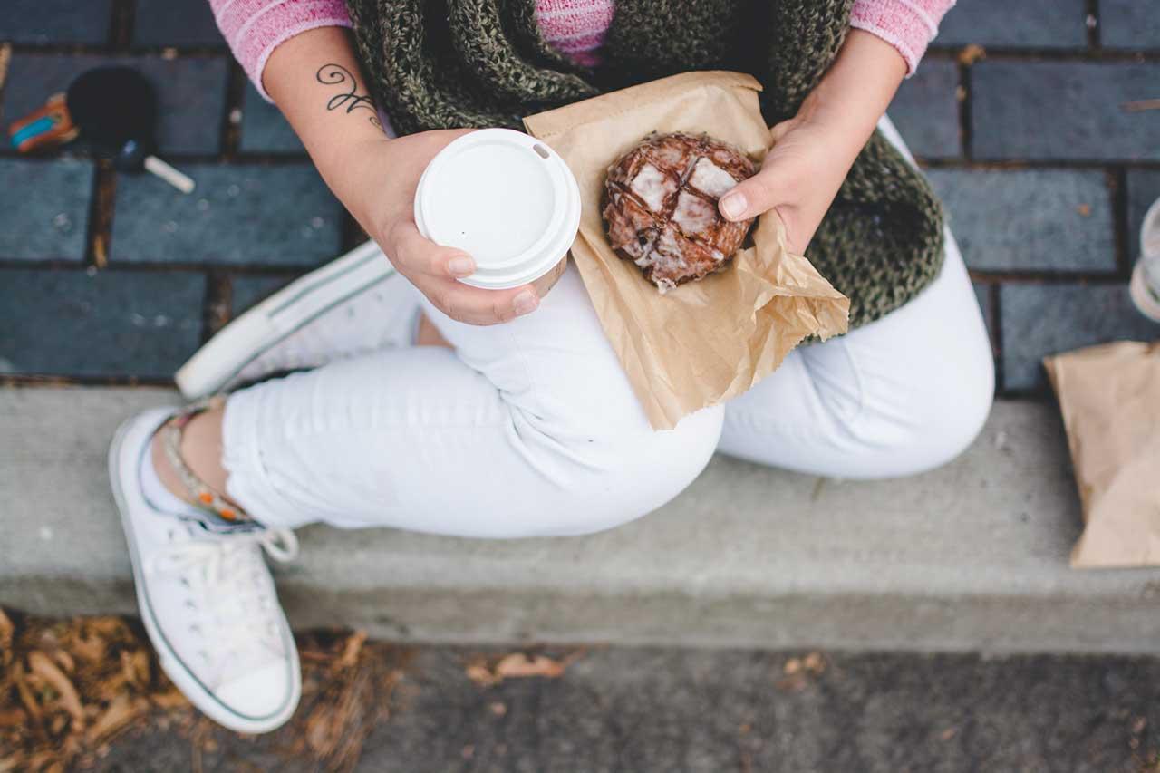 cheat day donut