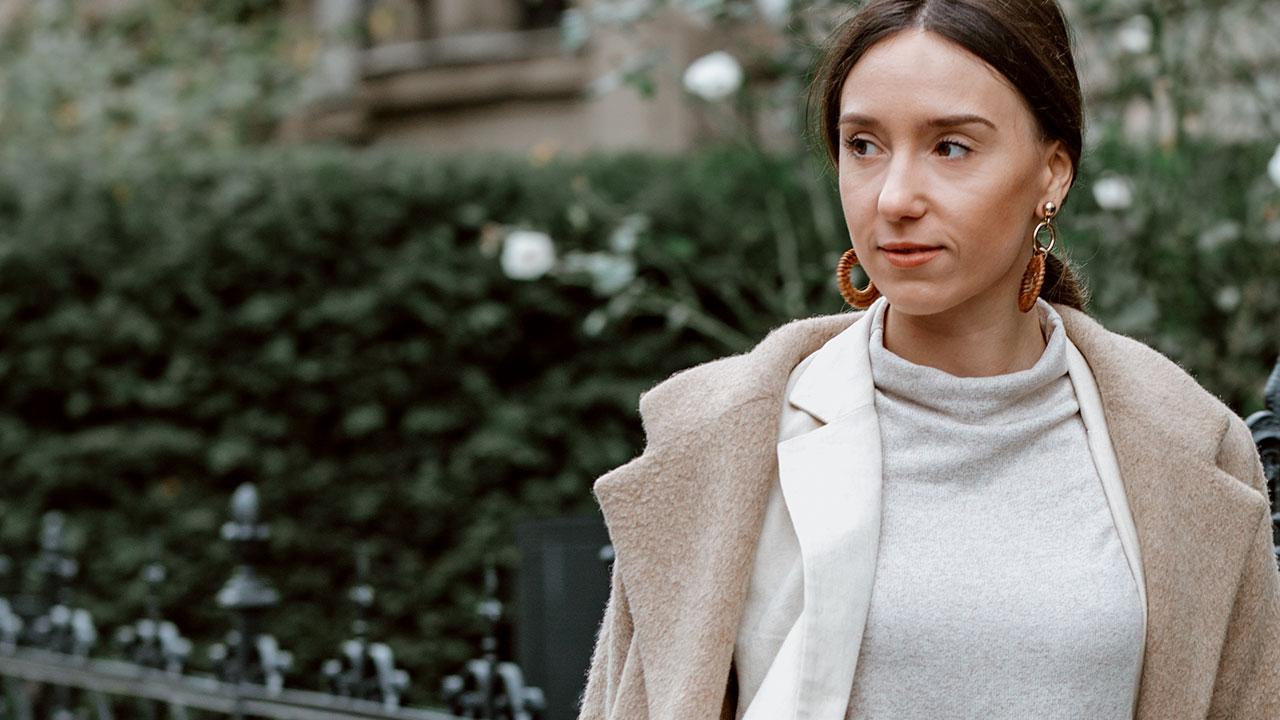 Clean chic – minimalistischer Style fürs Büro