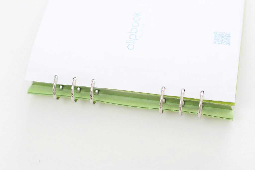 filofax starter tipps clipbook