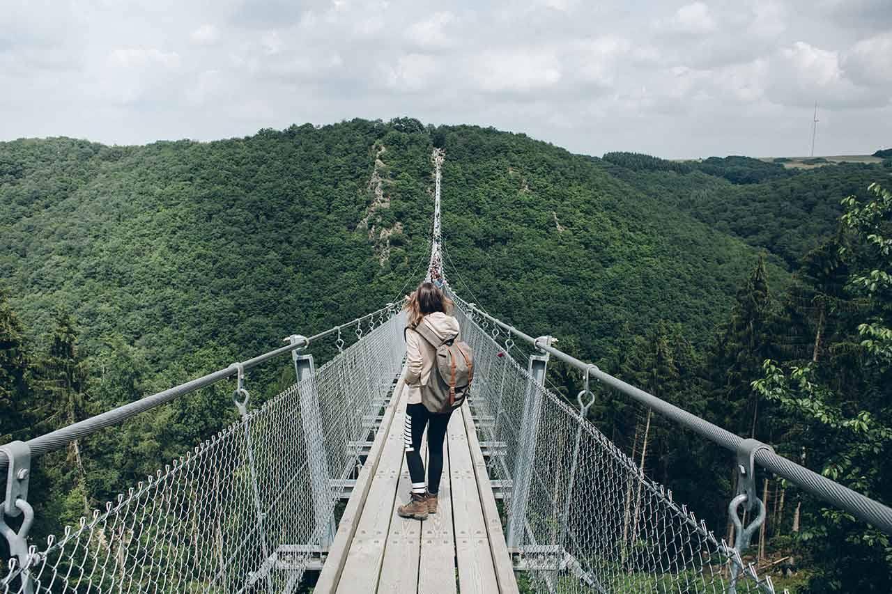 Tagesausflug Mosel: Geierlay Brücke und Cochem