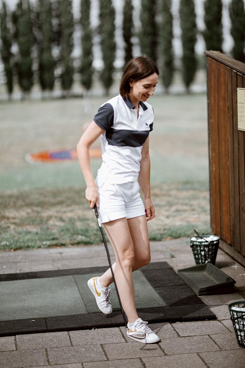 Damen Golf Outfits