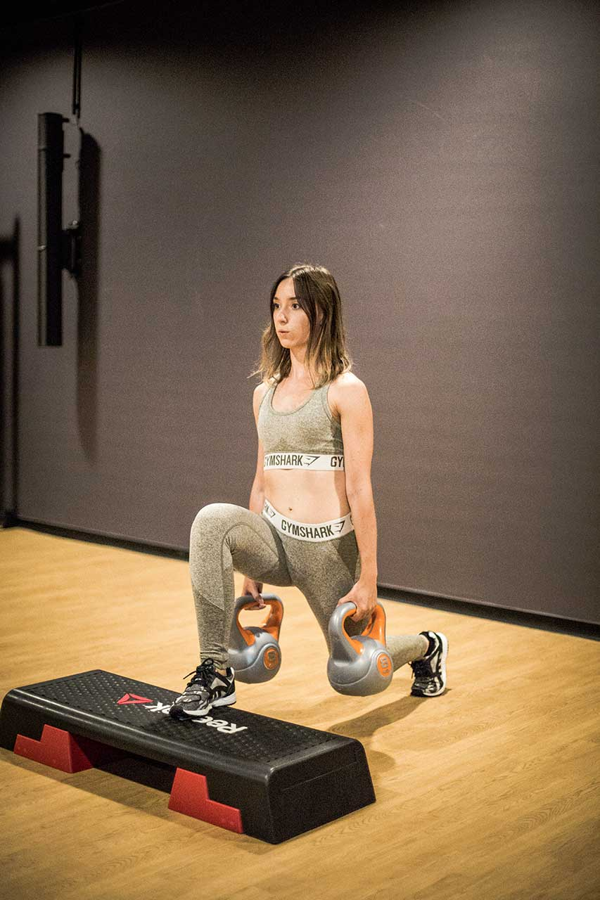 knackpo lunges