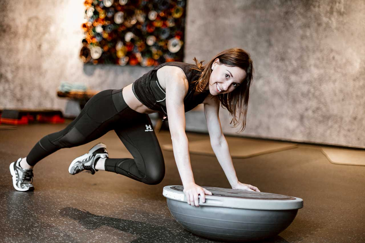 Vorsätze einhalten: Mehr Sport machen
