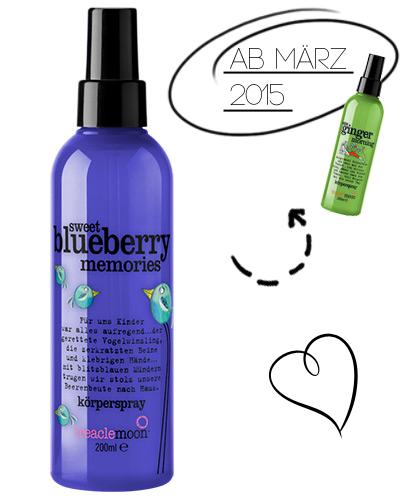 Treaclemoon Bodyspray
