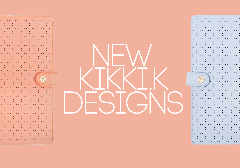 Kikki k New Designs 2015 – Ab August?