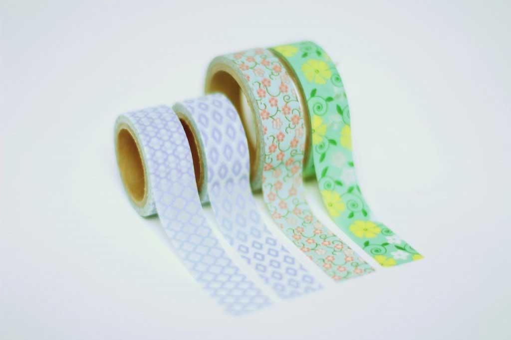 washi tape rossmann