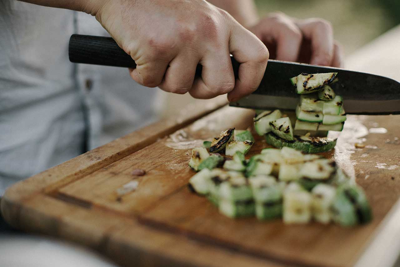 wie viel obst und gemuese kochen