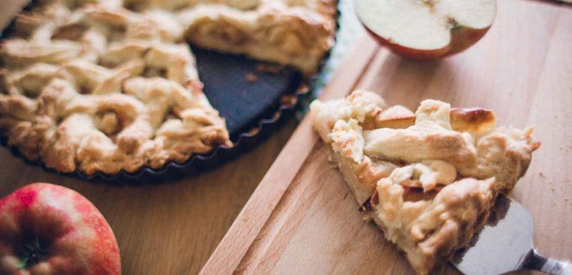 zuckerfreies apple pie rezept